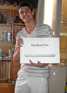 Mon MacBook et moi